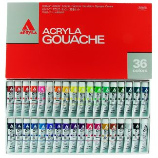 Acrylic Gouache Sets