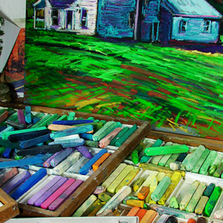 Holbein Artist Oil Pastels and Sets