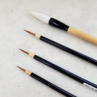 Japanese Writing Brushes